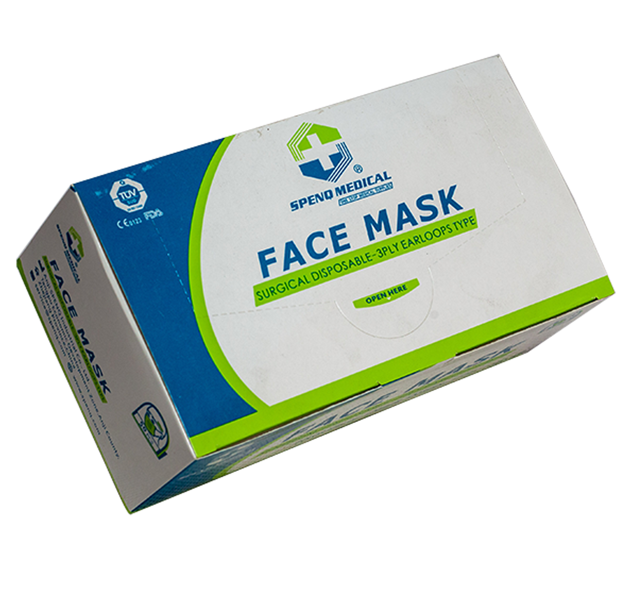 surgical loop mask